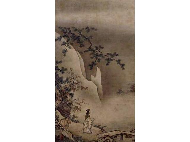 Landscape by Masanobu Kano : Art