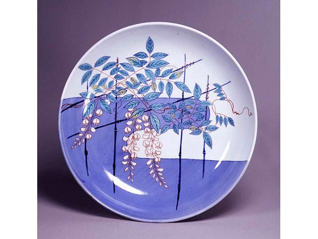 Iroefujidanamonoozara Nabeshima : industrial art