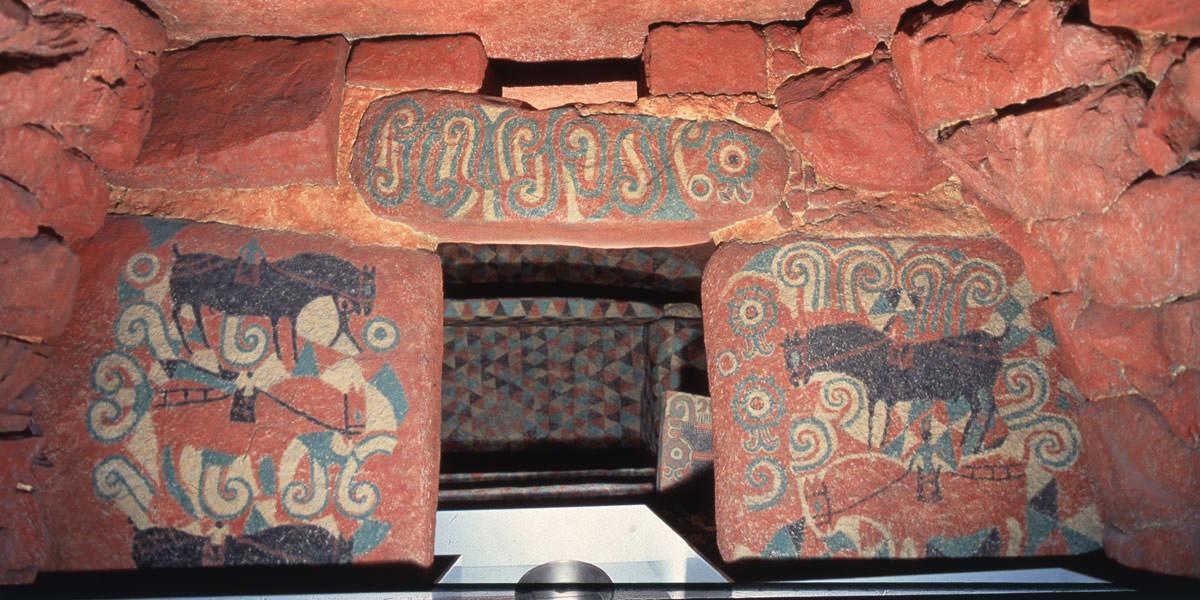 日本の古代アート!美しい彩色 ... : 自由研究の課題 : 自由研究
