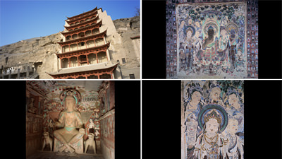 """Silk Road, the Buddhas of Dunhuang"""