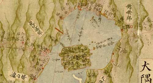 「不思議・再発見!200年前の日本地図」