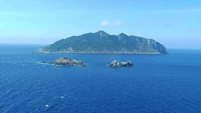 신이 머무는 섬, 무나카타 오키노시마