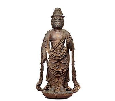 国宝 虚空蔵菩薩立像