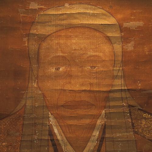 大鑑禅師像