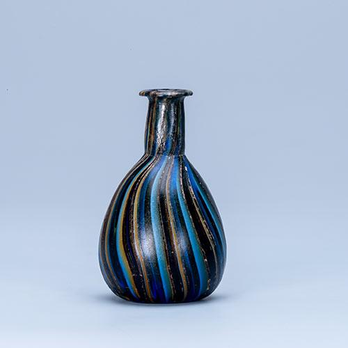 リボン装飾瓶