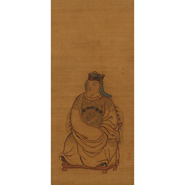 華光菩薩像