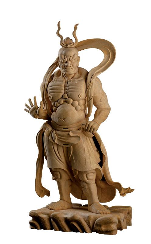 円覚寺仁王像吽形