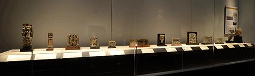 「ガンダーラの美術・仏塔の荘厳」(関連第6室)