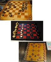 いろんな国の「将棋」を比べてみよう!