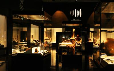 """文化交流展厅 P5 """"海洋之路、亚洲之路"""""""