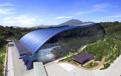 九州国立博物館建築情報